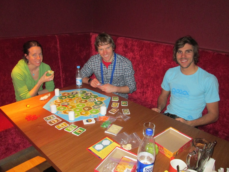 Settlers of Catan in Russia
