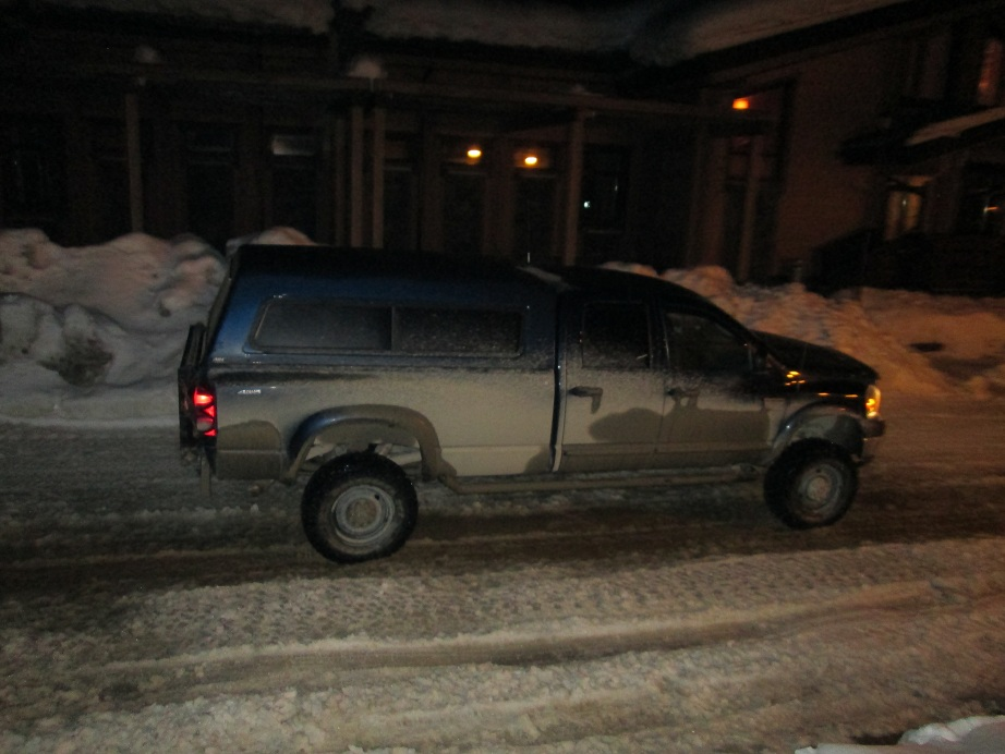 Russian Chevy 4x4