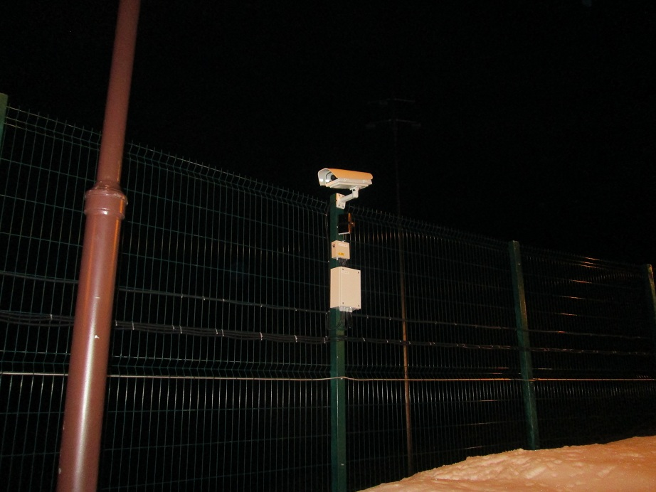 Sochi Security Camera