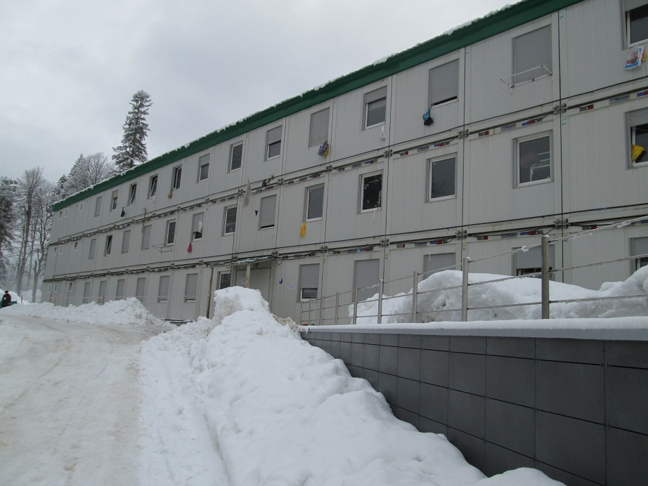 Sochi Employee Housing