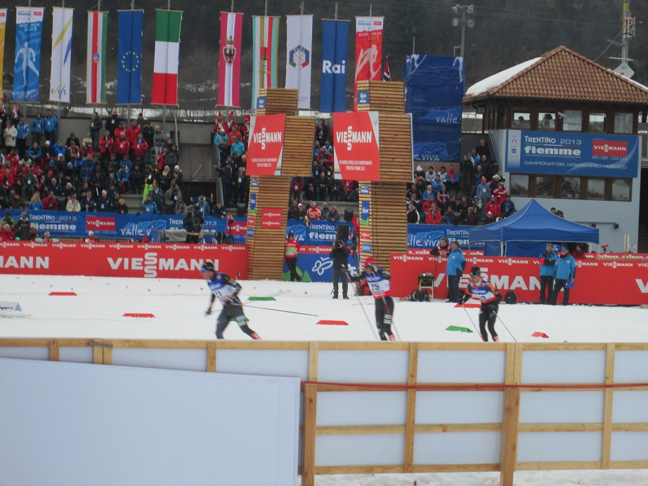 Nordic Combined Individual Large Hill