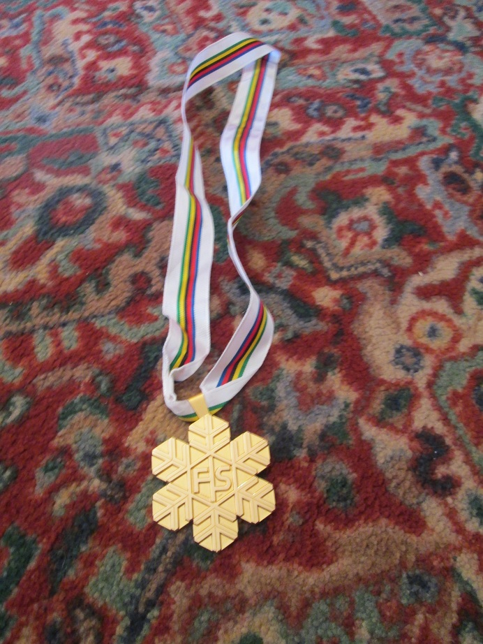 Jessie Diggins' FIS Gold Medal