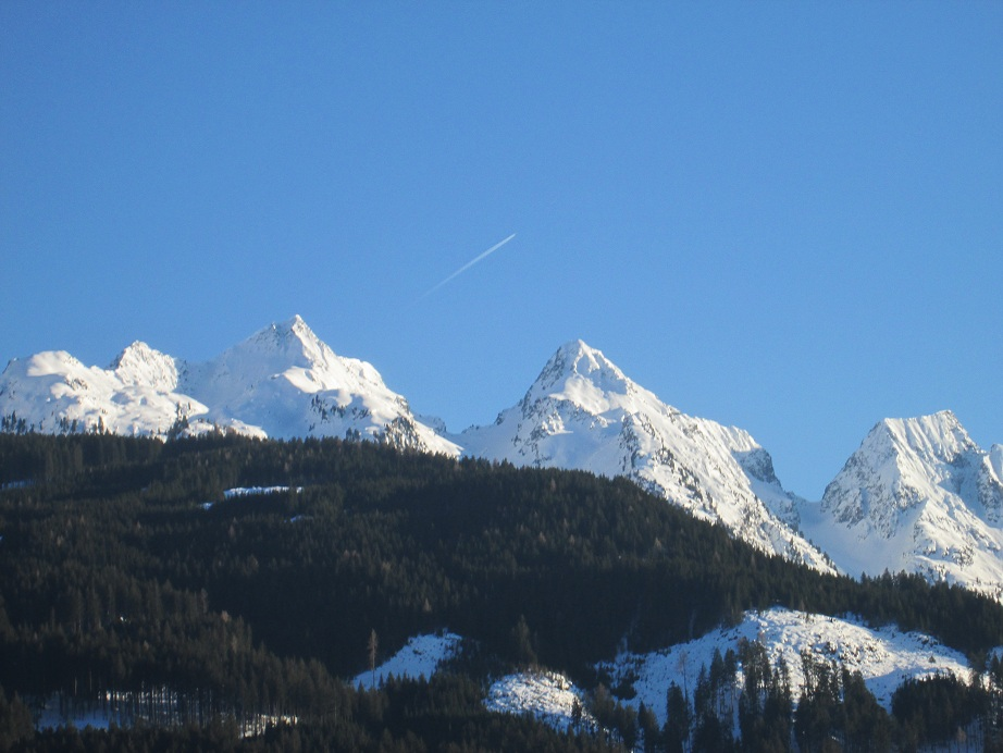 Val di Fiemme Mountains