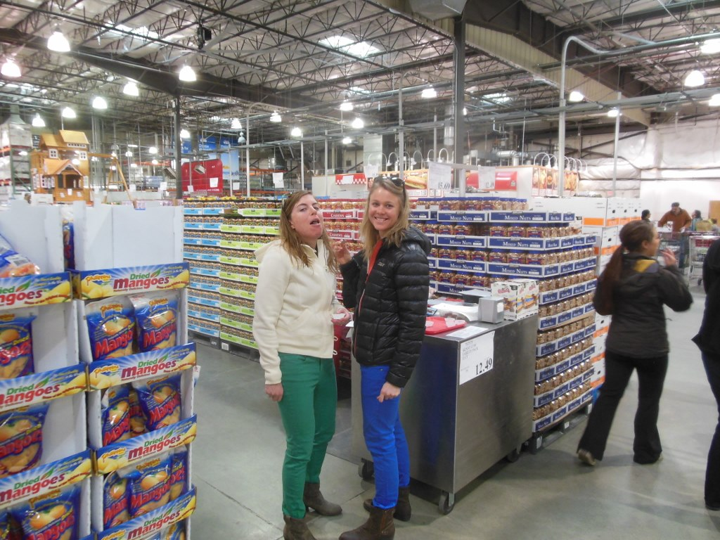 anchorage noah hoffmannoah hoffman rosie brennan and sadie bjornsen enjoying samples at costco anchorage
